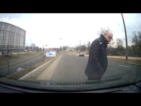 ДТП в Минске на улице Дзержинского