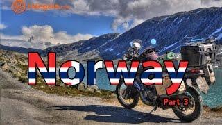 Ep 20 - Norway (part 3) - Motorcycle Trip around Europe