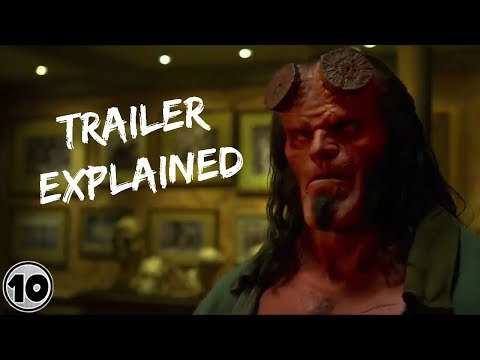 Hellboy: Red Band Trailer 2 Explained
