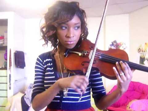 Violin Imitating a Car Alarm