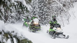 5. Arctic cat 2018 ZR 200 Youth Snowmobile