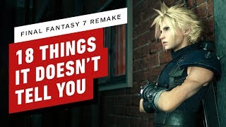 18 Tips & Secrets Final Fantasy 7 Remake Doesn't Tell You by IGN