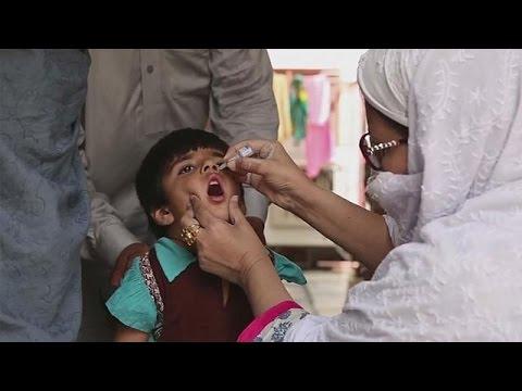 Πακιστάν: Μάχη σε πολλά μέτωπα κατά της πολιομυελίτδας