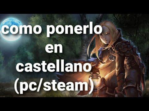 como poner en castellano/español a Vigil the Longhest Night (steam)