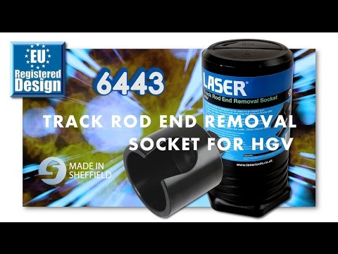 Track Rod End Removal Socket HGV
