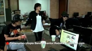"""Video Utopia """"Membasahi"""" Kapanlagi Lewat Lagu Hujan MP3, 3GP, MP4, WEBM, AVI, FLV Mei 2018"""
