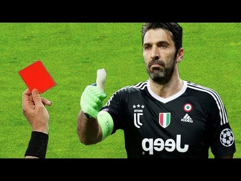 10 Expulsiones Más Locas De Los Porteros ● 10 Unforgettable Red Cards For Goalkeepers