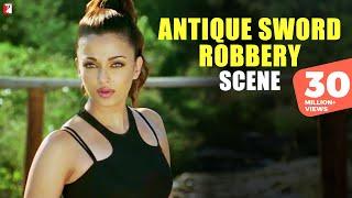 Nonton Scene  Dhoom 2   Antique Sword Robbery   Hrithik Roshan   Aishwarya Rai Film Subtitle Indonesia Streaming Movie Download