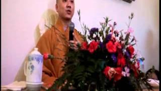 Giữ Vững Hạnh Phúc - Thầy. Thích Pháp Hòa tại San Jose Apr.30,2011
