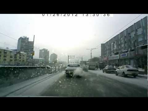 Красноярский Рабочий проспект, 27 января 2012, ГАЗ 3110