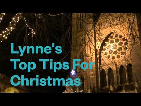 Lynne's Top Tips for Christmas