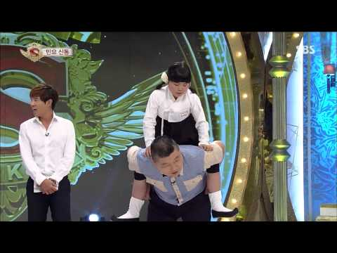 놀라운 대회 스타킹 130803 #18(3) (видео)