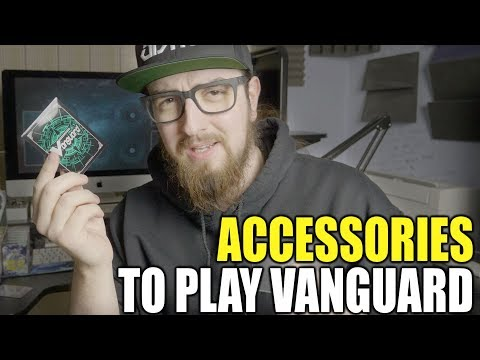What Accessories Do I Use To Play Vanguard (update)