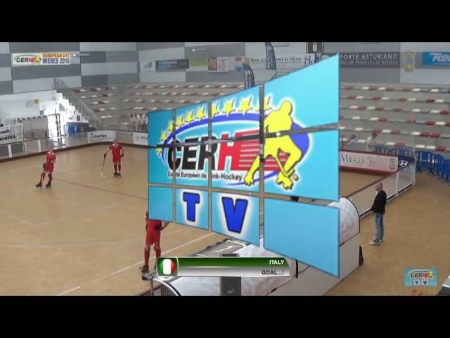 "Austria-Italy | Group ""A"" | Euro U17 Mieres 2016 | Game #9"