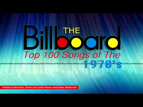 The Billboard Top 100 Songs Of The 1970's