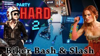 Checking out the newest party that arrived with the alpha 2 build of stealth action-strategy game Party Hard 2.To pre-order Party Hard 2 (and get access to the latest alpha) check out http://www.partyhard.game/ You can also wishlist Party Hard 2 on Steam - http://store.steampowered.com/app/572430/Party_Hard_2/To keep up to date with ALL the Cryptic Hybrid things check out: - TWITTER: https://twitter.com/CrypticHybrid  - MINDS: https://www.minds.com/CrypticHybrid  - FACEBOOK: https://www.facebook.com/cryptichybrid/ PS Also don't forget to SUBSCRIBE - www.youtube.com/cryptichybrid