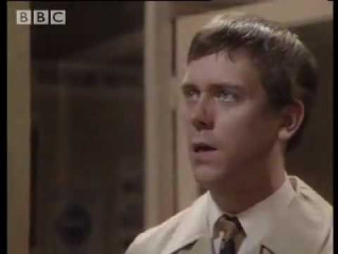 Funny Hugh Laurie & Stephen Fry comedy sketch! \'Your name, sir?\' - BBC comedy
