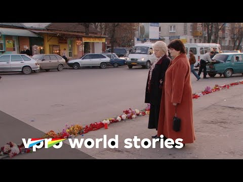 Poverty in wealthy Russia - From Moscow to Magadan (видео)
