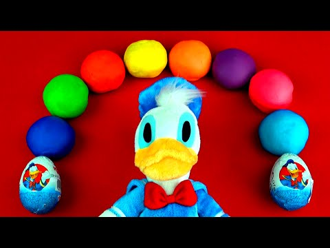 surprise - Like & Subscribe to FluffyJet. Today we're opening 10 Surprise Egg Toys with Donald Duck including Donald Duck Chocolate Surprise Eggs, Donald Duck Play-Doh Surprise Eggs, Mickey Mouse ...