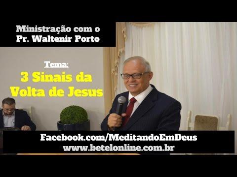 3 Sinais da Volta de Jesus – Parte 1