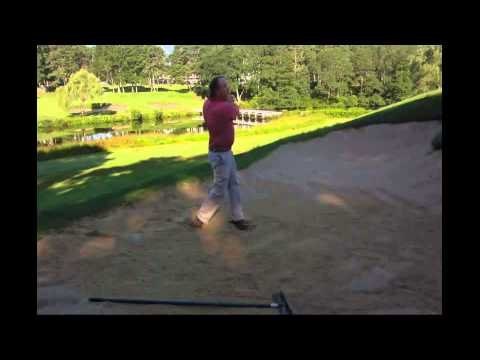 Pro Golf Tips : Bunker Drill Shots Easy Tips Pro Golf Lessons