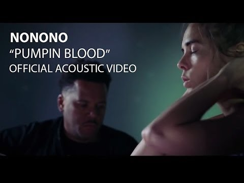 NONONO - Pumpin Blood (Acoustic Live Video)