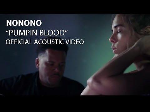 NONONO - Pumpin Blood (Acoustic Live Video)