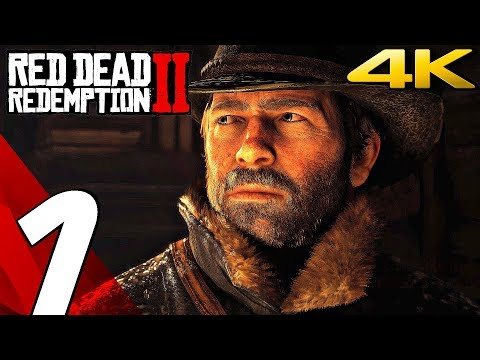 RED DEAD REDEMPTION 2 PC - Gameplay Walkthrough Part 1 - Prologue (Full Game) 4K 60FPS