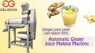 ommercial ginger juicer machine juice making machine multifunctional youtube video