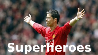 Video Cristiano Ronaldo - Superheroes MP3, 3GP, MP4, WEBM, AVI, FLV Juli 2018
