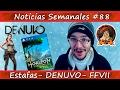 Noticias semanales #88 - Precio SWITCH - RE7 - DENUVO - Oculus - Estafas - Horizon - GAMESTOP