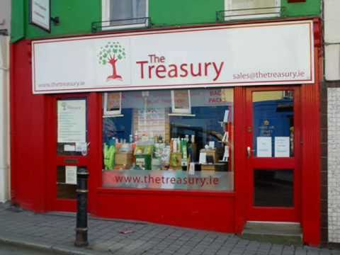 The Treasury - School Books Ireland - 3 Bridge Street, New Ross, Co. Wexford, Ireland