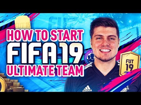 HOW TO START FIFA 19 ULTIMATE TEAM - BEST FUT 19 GUIDE TO EASY COINS & TRADING