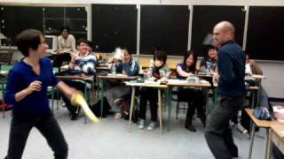 Teacher Fights Student! EpiC BATTLE! 2337398 YouTube-Mix