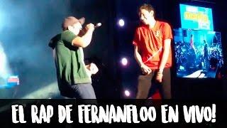 Fernanfloo y  BambielR4 creador del Rap de Fernanfloo cantan juntos en el Entel media fest Perú. Si te gustó este vídeo no Olvides dar pulgar arriba y compartirlo con tus amigos!. No olvides dejar tu comentario!!