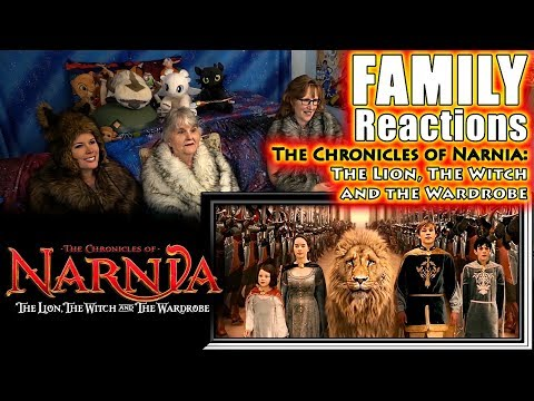 The Chronicles of Narnia | The Lion, The Witch and The Wardrobe | FAMILY Reactions
