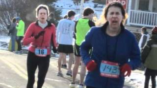 YORK ROAD RUNNERS WINTER SERIES, SAGINAW 5K 2011
