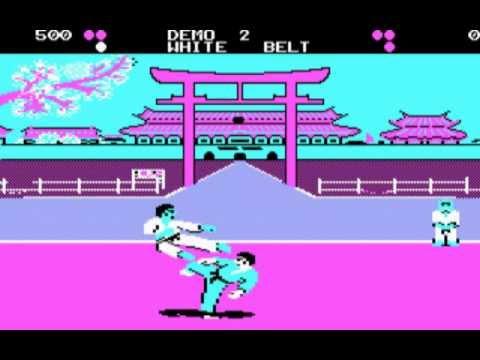 international karate pc game