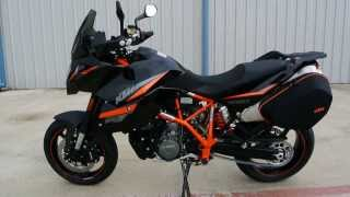 8. Overview and Review: 2013 KTM 990 Supermoto SMT
