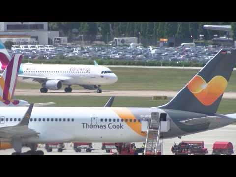 Hamburg Airport: SPD und Grüne wollen Nachtflugverbot ...