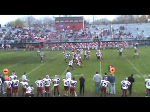 Albert Jean-Louis High School Highlights video.