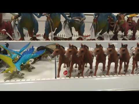 Schleich Animals Medley | Schleich Collection Toy Hunt (Part Two)