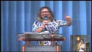 Pra. Silvia Cilento - Congresso Anual da Rede de Mulheres - 06/11/2015