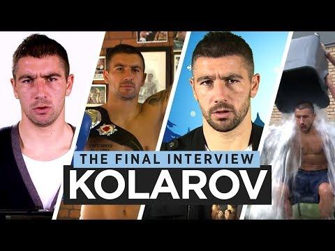 Video: GOODBYE ALEKS KOLAROV | THE FINAL CITYTV INTERVIEW