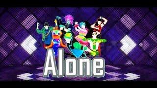 Just Dance 2017 Alone By Marshmello