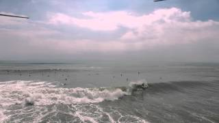Tahara Japan  city images : JAPAN TAHARA #LONG BEACH# AKABANE *SURF* 2015 drone