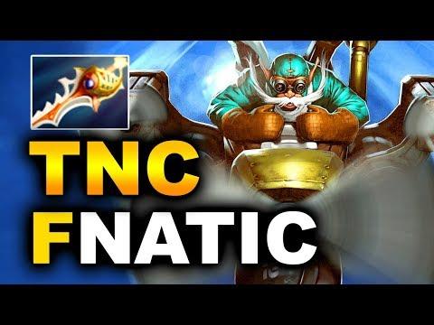 FNATIC vs TNC - CRAZY GAME! - SUPERMAJOR SEA DOTA 2