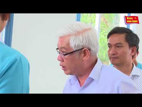 Thành lập Trung tâm hành chính công tỉnh Bình Phước