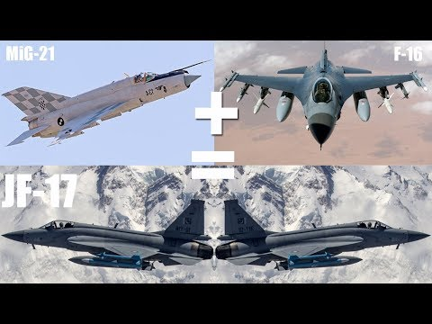 JF-17 Fighter: China's Weird MiG-21...