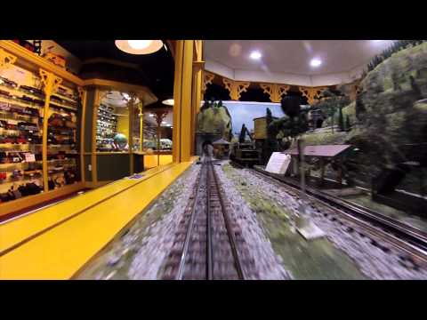 O Gauge Outer Loop, NTTM (видео)